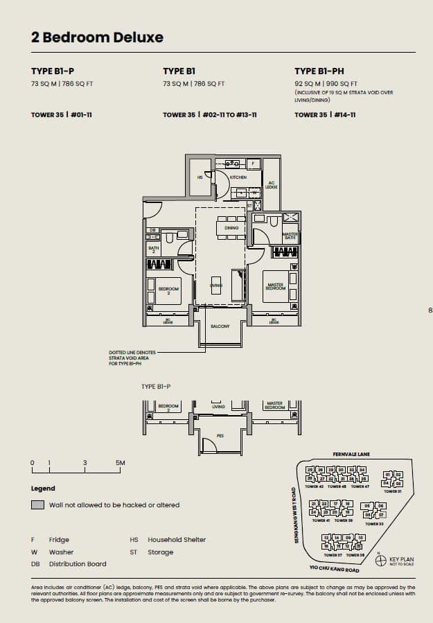 Parc Greenwich Floor Plan